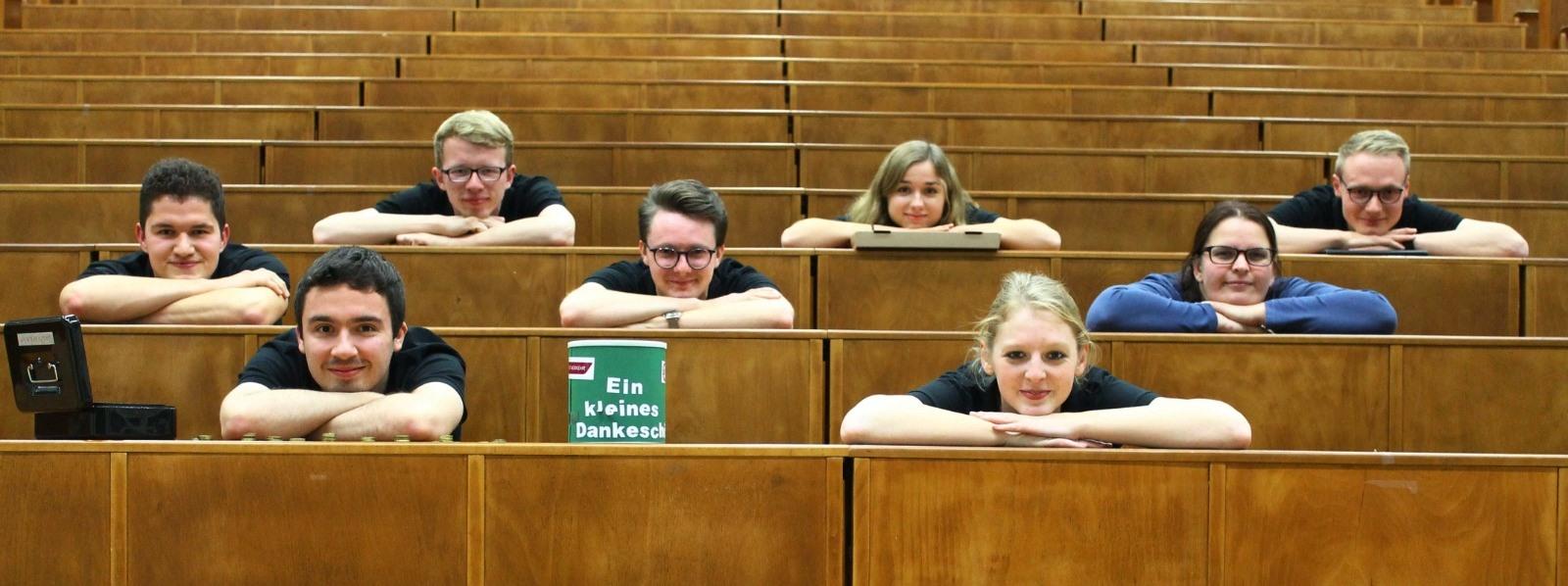 Orga-Team KontaktMesseVerkehr